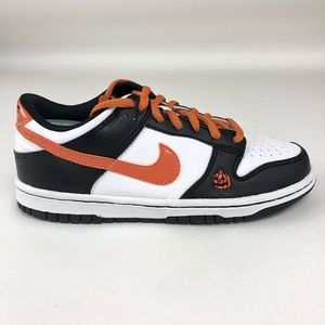 Nike Dunk Low Halloween Shoes Size 7Y / Womens 8.5
